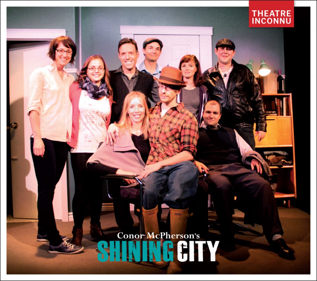 SHINING CITY By Conor McPherson Until October 8th